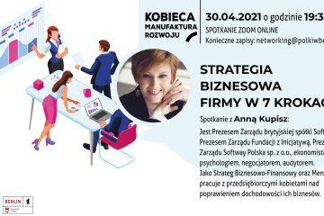 Strategia biznesowa w 7 krokach