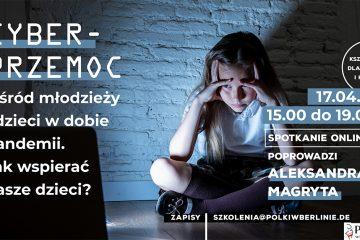 Cyberprzemoc wśród młodzieży i dzieci
